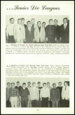 1956 Campion Jesuit High School Yearbook Page 134 & 135