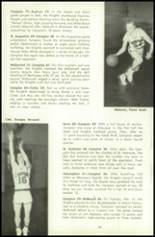1956 Campion Jesuit High School Yearbook Page 140 & 141