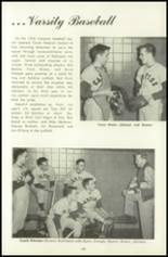 1956 Campion Jesuit High School Yearbook Page 148 & 149