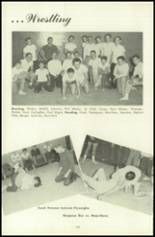 1956 Campion Jesuit High School Yearbook Page 150 & 151
