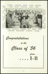 1956 Campion Jesuit High School Yearbook Page 180 & 181