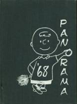 1968 Yearbook Binghamton Central High School (thru 1982)