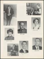 1970 Oilton High School Yearbook Page 10 & 11