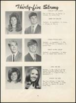 1970 Oilton High School Yearbook Page 16 & 17