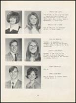 1970 Oilton High School Yearbook Page 18 & 19