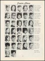 1970 Oilton High School Yearbook Page 22 & 23