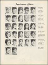 1970 Oilton High School Yearbook Page 24 & 25
