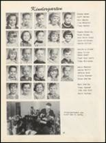 1970 Oilton High School Yearbook Page 36 & 37