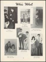 1970 Oilton High School Yearbook Page 38 & 39