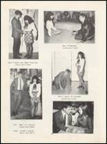 1970 Oilton High School Yearbook Page 40 & 41