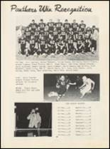 1970 Oilton High School Yearbook Page 42 & 43