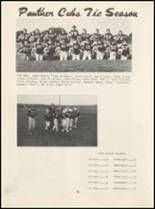1970 Oilton High School Yearbook Page 46 & 47