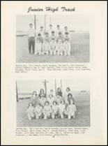 1970 Oilton High School Yearbook Page 52 & 53