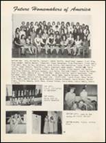 1970 Oilton High School Yearbook Page 58 & 59