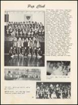 1970 Oilton High School Yearbook Page 62 & 63