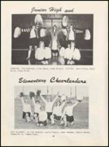 1970 Oilton High School Yearbook Page 64 & 65