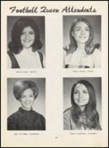 1970 Oilton High School Yearbook Page 68 & 69