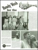 1995 Nolan High School Yearbook Page 20 & 21