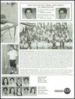 1995 Nolan High School Yearbook Page 126 & 127