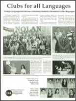1995 Nolan High School Yearbook Page 148 & 149