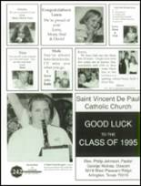 1995 Nolan High School Yearbook Page 246 & 247