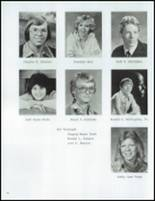 1979 Kamiah High School Yearbook Page 14 & 15