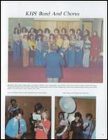 1979 Kamiah High School Yearbook Page 46 & 47