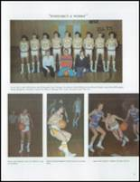 1979 Kamiah High School Yearbook Page 60 & 61