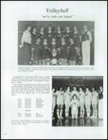 1979 Kamiah High School Yearbook Page 62 & 63