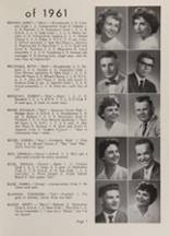 1961 Kaukauna High School Yearbook Page 16 & 17