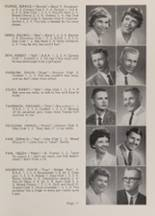 1961 Kaukauna High School Yearbook Page 20 & 21