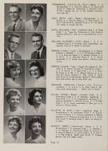 1961 Kaukauna High School Yearbook Page 22 & 23