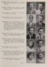 1961 Kaukauna High School Yearbook Page 24 & 25