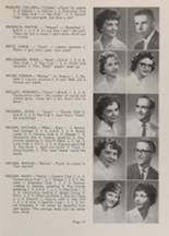 1961 Kaukauna High School Yearbook Page 28 & 29