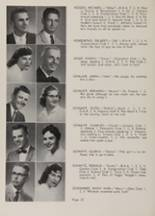 1961 Kaukauna High School Yearbook Page 32 & 33