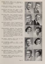 1961 Kaukauna High School Yearbook Page 34 & 35