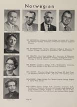 1961 Kaukauna High School Yearbook Page 54 & 55