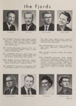 1961 Kaukauna High School Yearbook Page 56 & 57