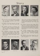 1961 Kaukauna High School Yearbook Page 58 & 59