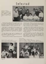 1961 Kaukauna High School Yearbook Page 68 & 69