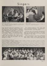 1961 Kaukauna High School Yearbook Page 70 & 71