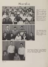 1961 Kaukauna High School Yearbook Page 82 & 83