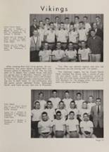 1961 Kaukauna High School Yearbook Page 90 & 91
