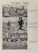 1961 Kaukauna High School Yearbook Page 104 & 105