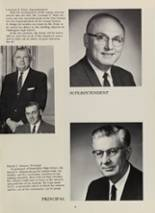 1965 Huntington High School Yearbook Page 20 & 21