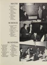 1965 Huntington High School Yearbook Page 22 & 23
