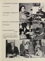 1965 Huntington High School Yearbook Page 26 & 27