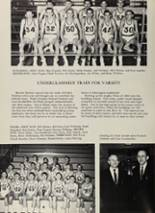 1965 Huntington High School Yearbook Page 54 & 55
