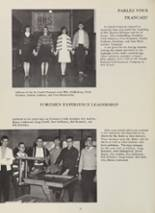 1965 Huntington High School Yearbook Page 76 & 77