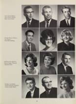 1965 Huntington High School Yearbook Page 96 & 97